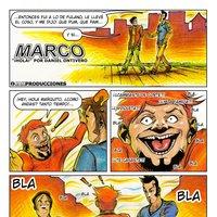 Marco: ¡Hola!