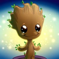 Pequeño Groot