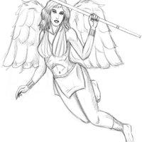 Angel del deseo