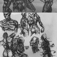 Bocetos varios