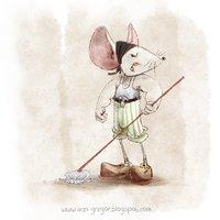 Rata pirata-limpia suelos