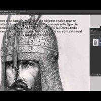 Tutorial II Render de un dibujo a lápiz en Photoshop CS6