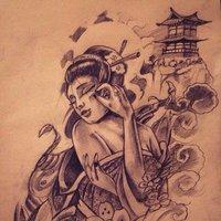 geisha por ayi