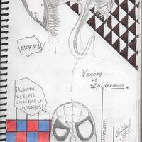 \Venom vs Spiderman/