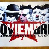 Noviembre (Cartel de la película)
