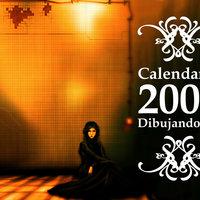 Portada Calendario Dibujando 2005