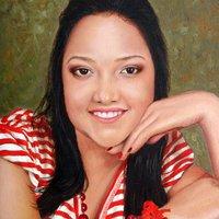 Retrato de Maria Alejandra