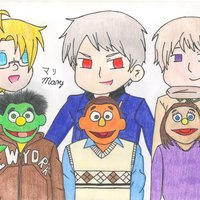Hetalia and Avenue Q