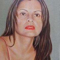 Retrato de Liliana