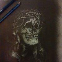 cristo skull