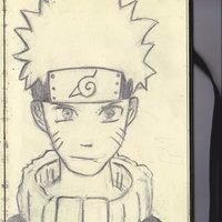 Uzumaki Naruto (Moleskine)