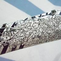 DeePininfarina Doodle bike Animals