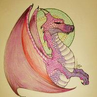 Dragon a colores