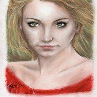 retrato chica