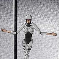 Robocop Girl (Desafio 52)