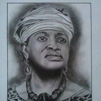 Mujer Africana #2