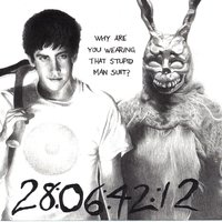 Donnie Darko Drawing