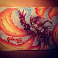 Ahri (League of Legends)