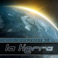 Recreación de la Tierra en 3D