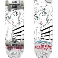 Tonight Alive Skate Deck