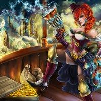 Miss Fortune, Steampunk skin
