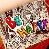 Be Happy por alguien