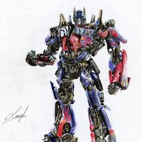 OPTIMUS PRIME (transformers):FMM