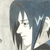 Sasuke triste