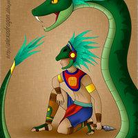Serpiente-Maya