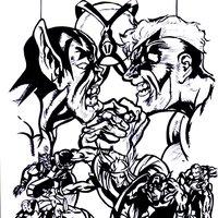 avengers homenaje a carlos pacheco pin up 1988