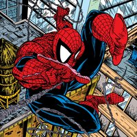 Spiderman (Hecho en iPad)
