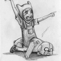 Finn & Jake (Fan Art)