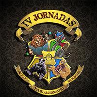 Cartel para las IV Jornadas de manga y ocio alternativo de Burgos
