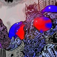 Optimus Prime Moderno