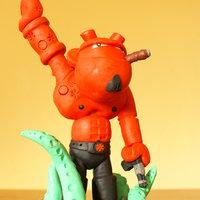 Mini Hellboy