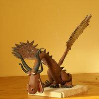 Puadiente(Como entrenar a tú Dragón)