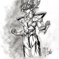 Goku de Pegaso
