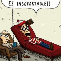 Wally deprimido