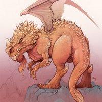 Concepto de Dragon
