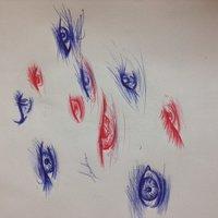 Expresiones en ojos :3