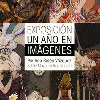Cartel de Exposicion - Un año en imágenes