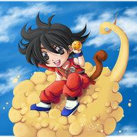 +Chibi Goku+