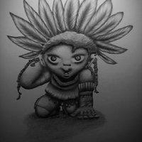 Joven india