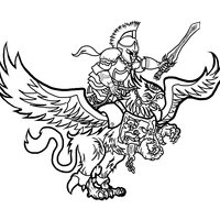 ejercicio de dibujarbien.com warhammer
