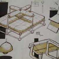 Doodles de diseño industrial