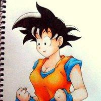 Goku (version femenina)