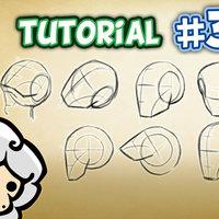 Dibujar la estructura de la cabeza