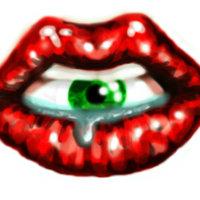 la mirada de tus labios