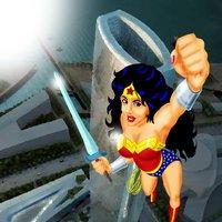Wonder Woman Sky