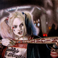 Harley Quinn (MARGOT ROBBIE, S.SQUAD)